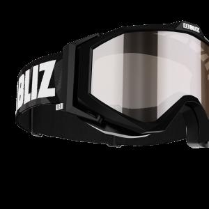 Bliz Edge črna smučarska očala