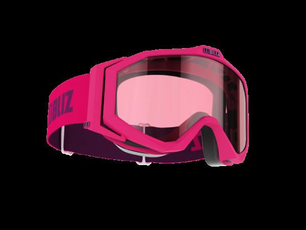 Bliz Edge Junior pink smučarska očala
