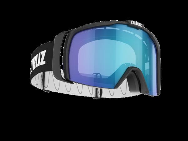 Bliz Nova črna smučarska očala