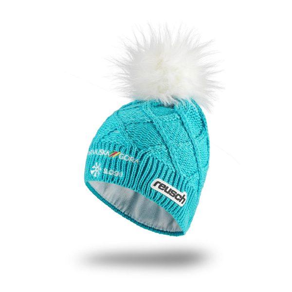 Reusch Kranjska Gora zimska pletena kapa META