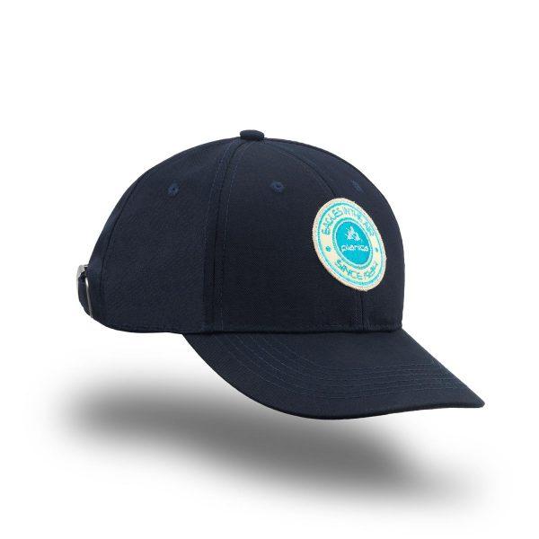 Kapa s šiltom Planica modra