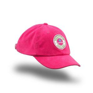Kapa s šiltom Planica roza