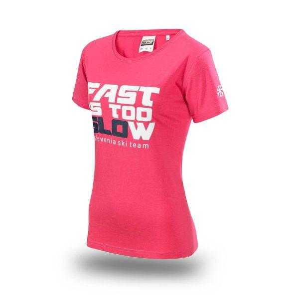 SLOSKI ženska majica pink