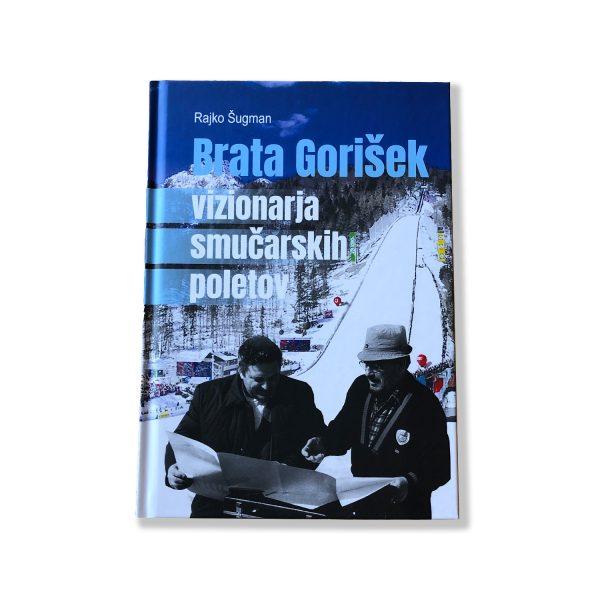 Knjiga Brata Gorišek naslovnica