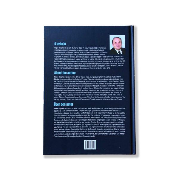 Knjiga Brata Gorišek zadnja stran