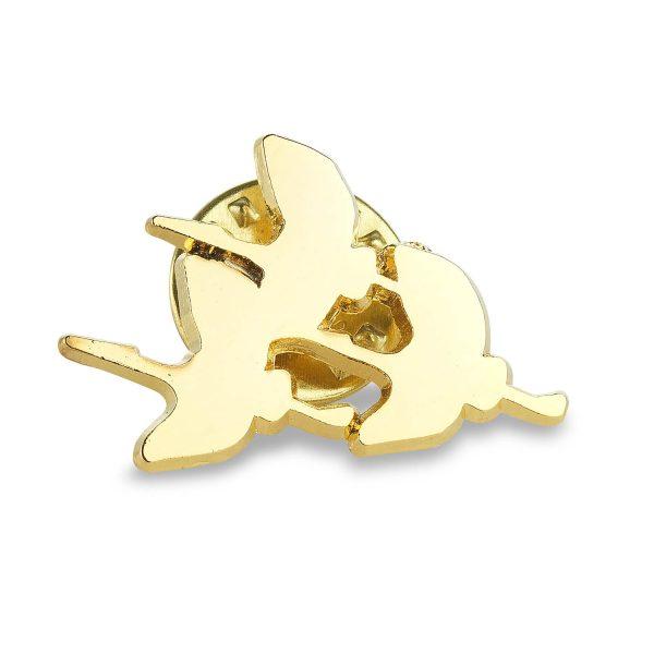 Značka Planica čaplja zlata